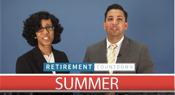 Retirement Countdown: Summer